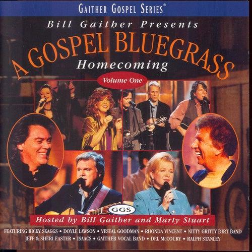 Gospel Bluegrass Home Coming, Vol. 1 by Dean Roberts