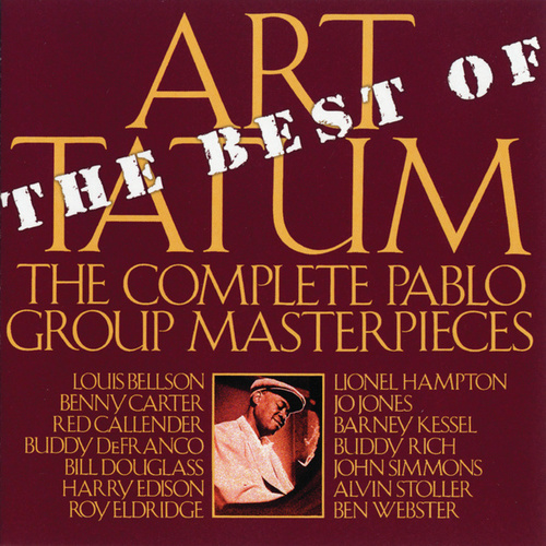 Best Of The Pablo Group Masterpieces by Art Tatum