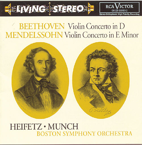 Violin Concertos by Various Artists