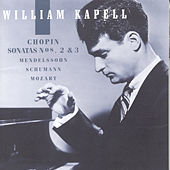 Sonatas Nos.  2 And 3 by William Kapell