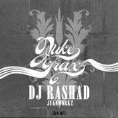 Jukeworkz by DJ Rashad