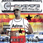 Street Fame by CNOTE