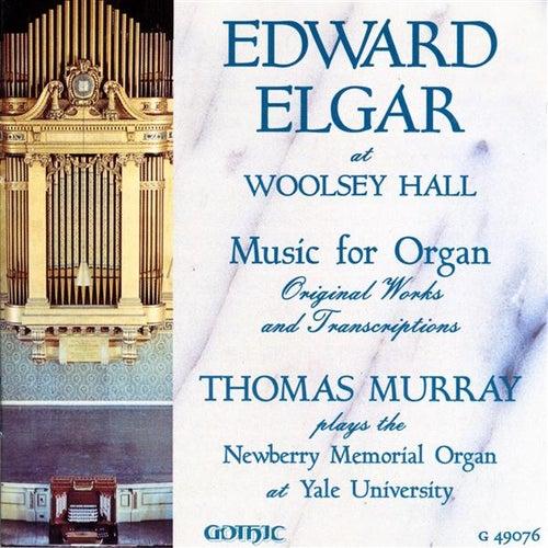Edward Elgar at Woolsey Hall by Thomas Murray