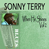 When He Shines, Vol. 2 by Sonny Terry