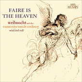 Choral Concert: Camerata Vocale Freiburg - ECCARD, J. / MENDELSSOHN, Felix / POULENC, F. / STANFORD, C.V. / HARRIS, W.H. (Faire is the Heaven) by Winfried Toll