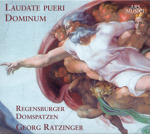 Choral Concert: Regensburg Cathedral Choir - DITTERSDORF, C.D. von / LASSO, O. di / PALESTRINA, G.P.  da / MENDELSSOHN, Felix / SCHUBERT, F. by Various Artists