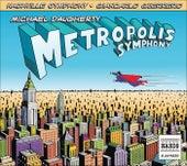 DAUGHERTY, M.: Metropolis Symphony / Deus Ex Machina (T. Wilson, Nashville Symphony, Guerrero) by Various Artists