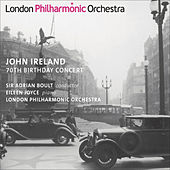 IRELAND, J.: Piano Concerto / These Things Shall Be / A London Overture (70th Birthday Concert) (E.Joyce, Llewellyn, London Philharmonic, Boult)(1949) by Various Artists