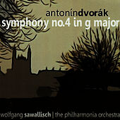 Dvořák: Symphony No. 4 in G Major by Philharmonia Orchestra