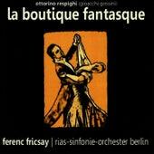 Respighi: La Boutique Fantasque von RIAS Sinfonie Orchester Berlin