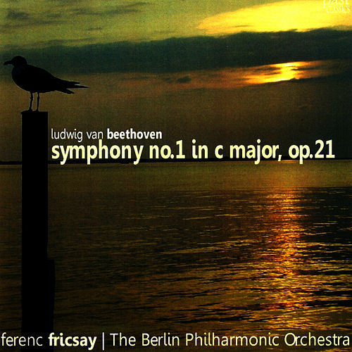 Beethoven: Symphony No. 1 in C Major, Op. 21 by Berlin Philharmonic Orchestra