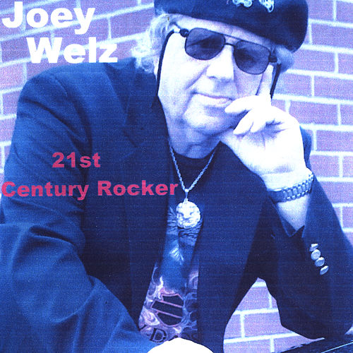 21st Century Rocker by Joey Welz