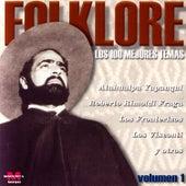 Folklore Los 100 Mejores Temas Vol. 1 by Various Artists