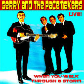 When You Walk Through a Storm - 'live' by Gerry and the Pacemakers