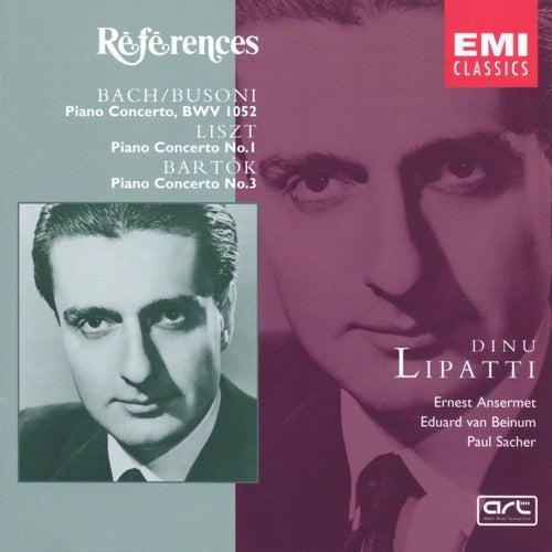 Bach/Busoni, Liszt, Bartok: Piano Concertos by Various Artists