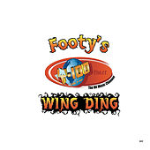 Footy's Wing Ding by Various Artists
