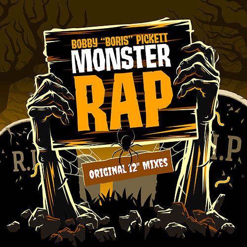 Monster Rap by Bobby