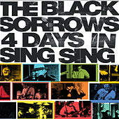 4 Days in Sing Sing (CD) by The Black Sorrows