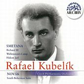 Smetana: Richard III, Op. 11, Wallenstein's Camp, Op. 14, Novak: South Bohemian Suite by Czech Philharmonic Orchestra