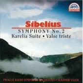 Sibelius: Symphony No. 2 in D major, Op. 43, Karelia Suite, Op. 11, Valse Triste by Prague Radio Symphony Orchestra