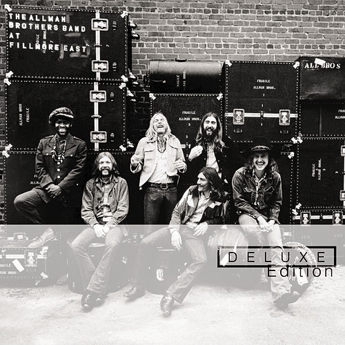 At Fillmore East by The Allman Brothers Band