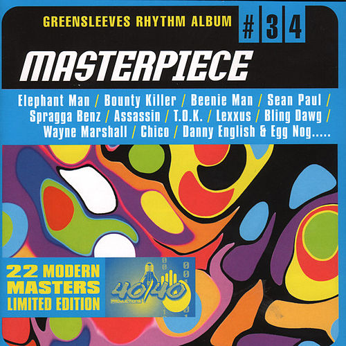 Greensleeves Rhythm Album #34: Masterpiece by Various Artists