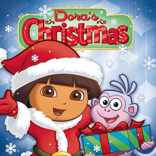 Dora's Christmas by Dora the Explorer
