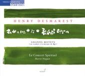 DESMARETS, H.: Grand Motets, Vol. 2 - De profundis (Le Concert Spirituel) by Herve Niquet