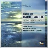 Bach Family (Music Of The) by Various Artists
