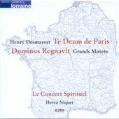 DESMARETS, H.: Dominus regnavit / Te Deum (Le Concert Spirituel, Niquet) by Stephan Van Dyck