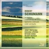 SCHUMANN, R.: Liederkreis / Spanisches Liederspiel / 4 Duette / Spanische Liebeslieder (Shirai, Lipovsek, Protschka, Holle) by Various Artists