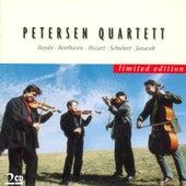 String Quartets - BEETHOVEN, L. van / HAYDN, F.J. / MOZART, W.A. / SCHUBERT, F. / JANACEK, L. (Petersen Quartet) by Various Artists