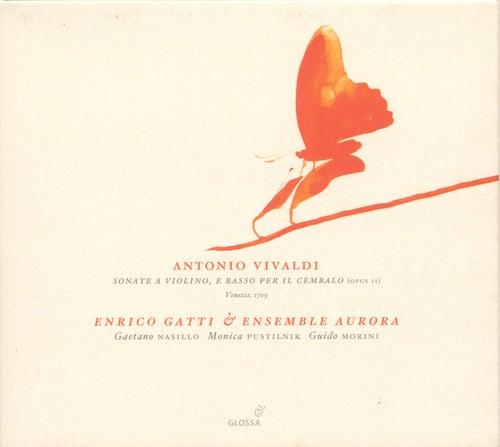 VIVALDI, A.: Violin Sonatas, Op. 2, Nos. 1, 2, 3, 4, 5, 7 and 9 (Gatti, Ensemble Aurora) by Enrico Gatti