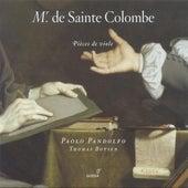 SAINTE-COLOMBE, J.: Pieces de viole (Pandolfo) by Thomas Boysen