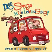 118 Songs Kids Love To Sing by The Kids Choir