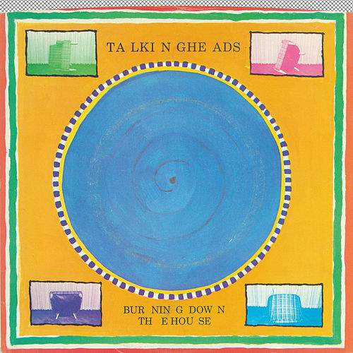Burning Down The House / I Get Wild/Wild Gravity [Digital 45] by Talking Heads