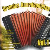 Grandes Acordeonistas Volume 1 by Various Artists