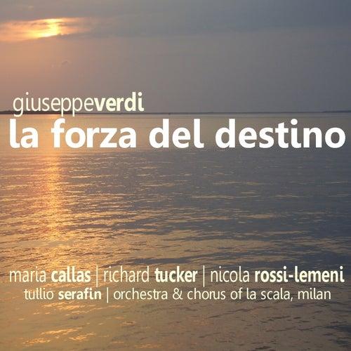 Verdi: La Forza Del Destino by Maria Callas