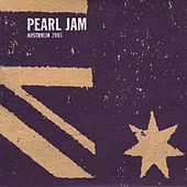 Feb 8 03 #1 Brisbane by Pearl Jam