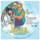56. Judas/The Last Supper by The Bible in Living Sound