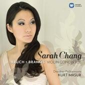 Bruch/Brahms: Violin Concertos by Sarah Chang