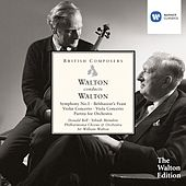 Walton conducts Walton: Symphony No. 1, Belshazzar's Feast etc by Sir William Walton