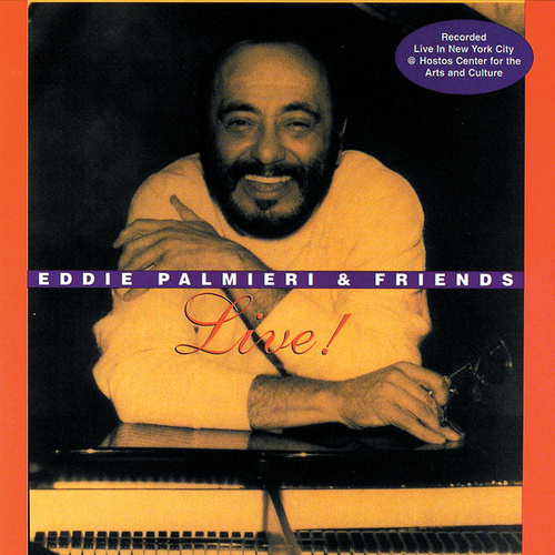 Live! by Eddie Palmieri