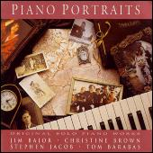Piano Portraits - Orignal Solo Piano Works by Various Artists