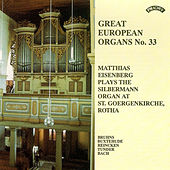 Great European Organs No.33: St Georgenkirche, Rotha by Matthias Eisenberg