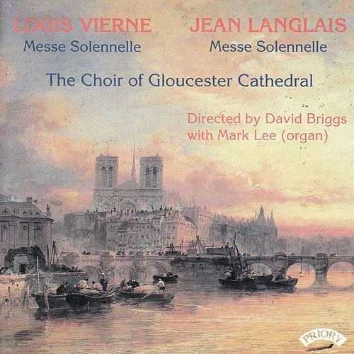 Vierne and Langlais - Messe Solennelle by Various Artists