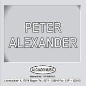 Peter Alexander by Peter Alexander