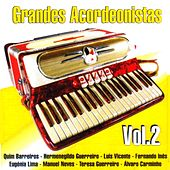 Grandes Accordionistas Vol. 2 by Various Artists