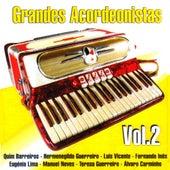 Grandes Accordionistas Vol. 2 by Various Artists