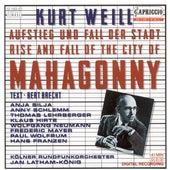 WEILL, K.: Aufstieg und Fall der Stadt Mahagonny [Opera] (Latham-Koenig) by Anja Silja